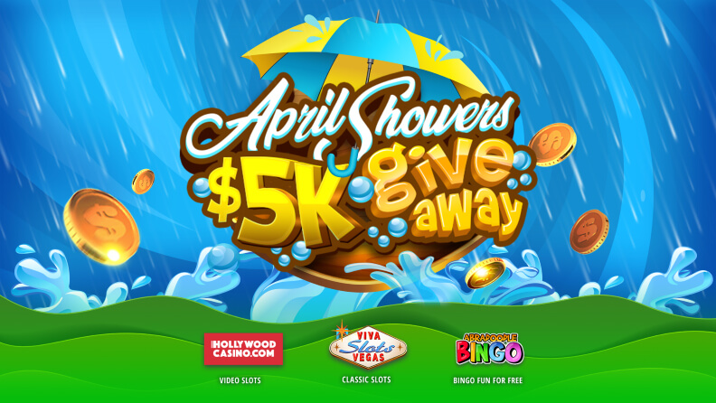 April Showers $5,000 Giveaway