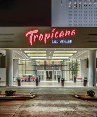 tropicana resort & casino las vegas