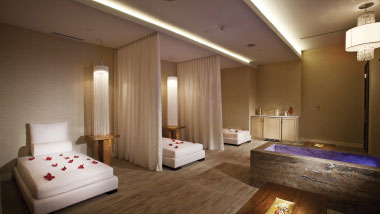 Glow Spa Relaxation Lounge Tropicana Las Vegas