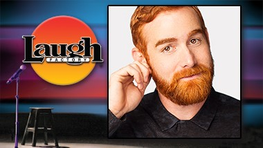 Comedian Andrew Santino