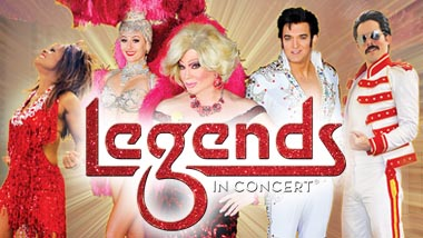 Legends in Concert February 2020