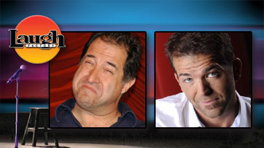 Laugh Factory Tropicana Las Vegas Co Headliners Harry Basil and Spencer James May 27-June3